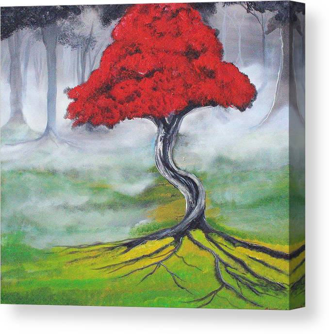 1-red-blossom-tree-john-morris-canvas-print
