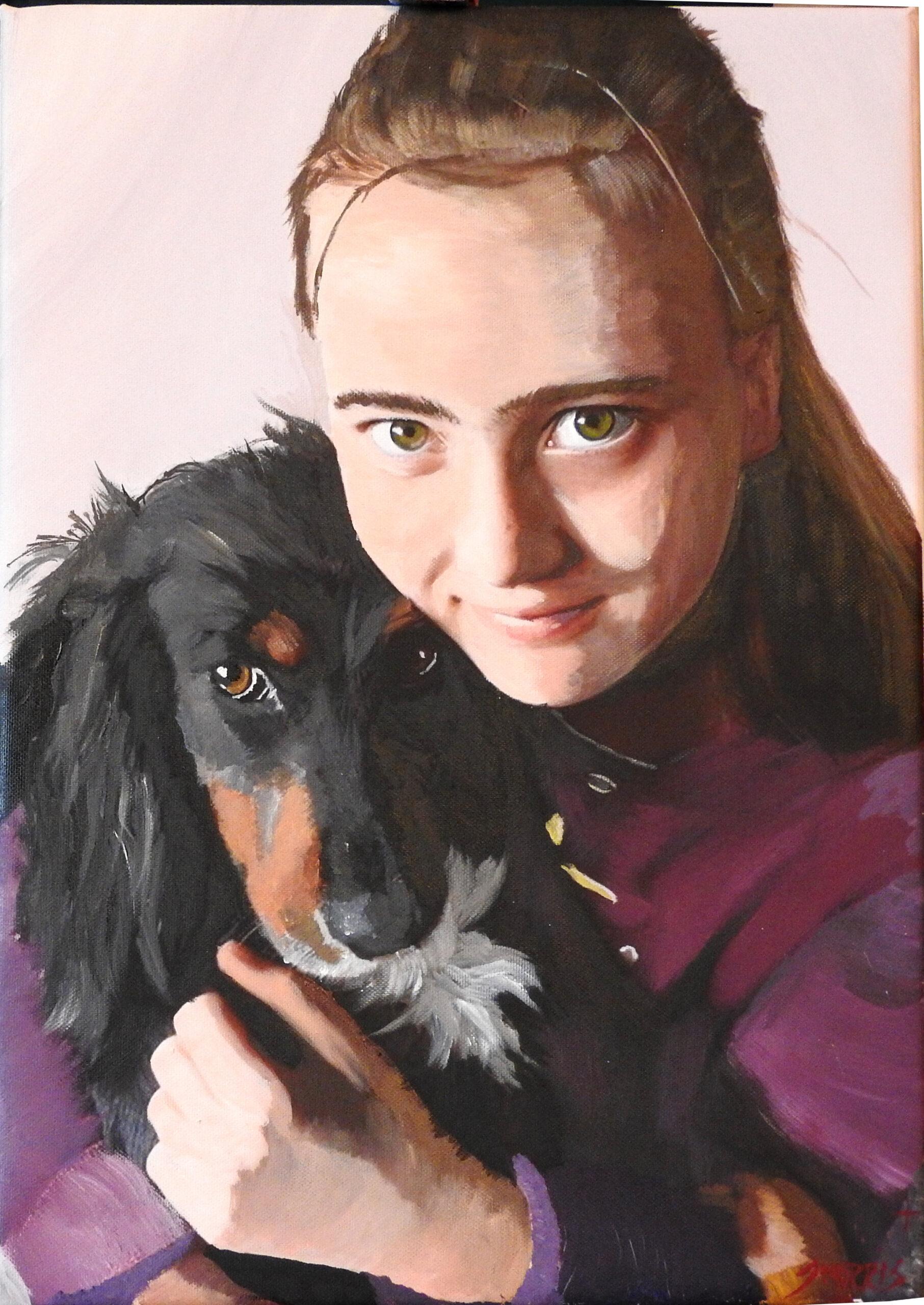 csilla portrait